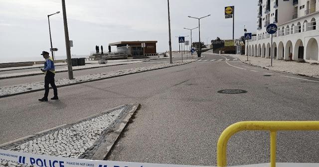 Ruas interditadas na Figueira